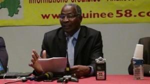 BAH Oury au Club de la Presse de Guinée58