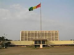 Palais du peuple Conakry