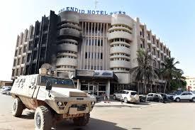 attentat hôtel burkina