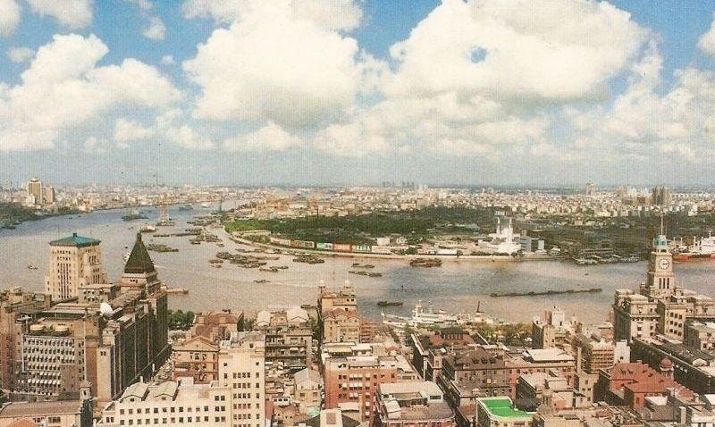 SHANGAI - CHINA 1990