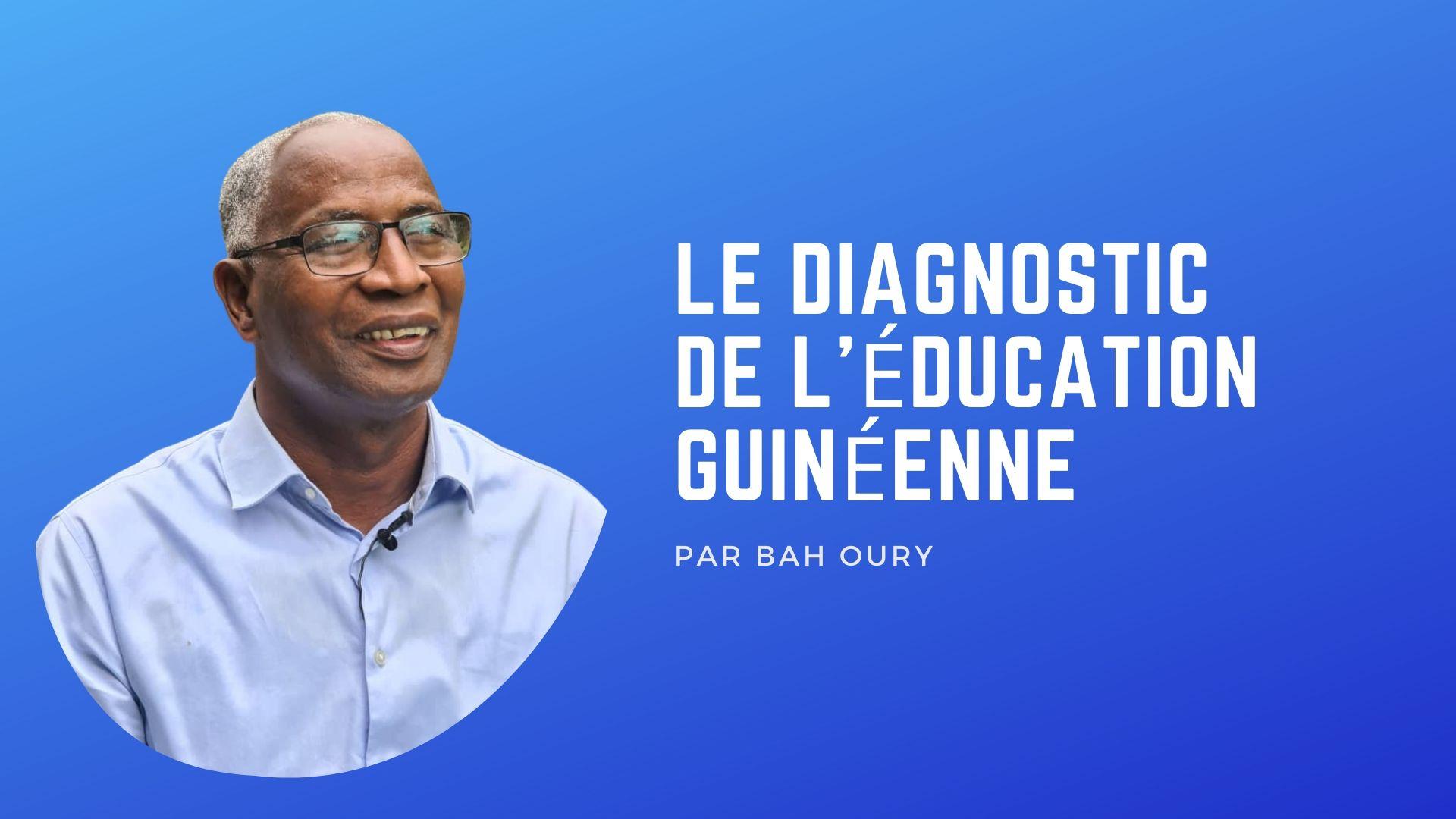 Le Diagnostic de l'éducation Guinéenne